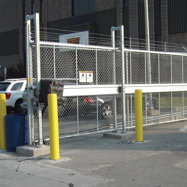 Alpha Gate Background