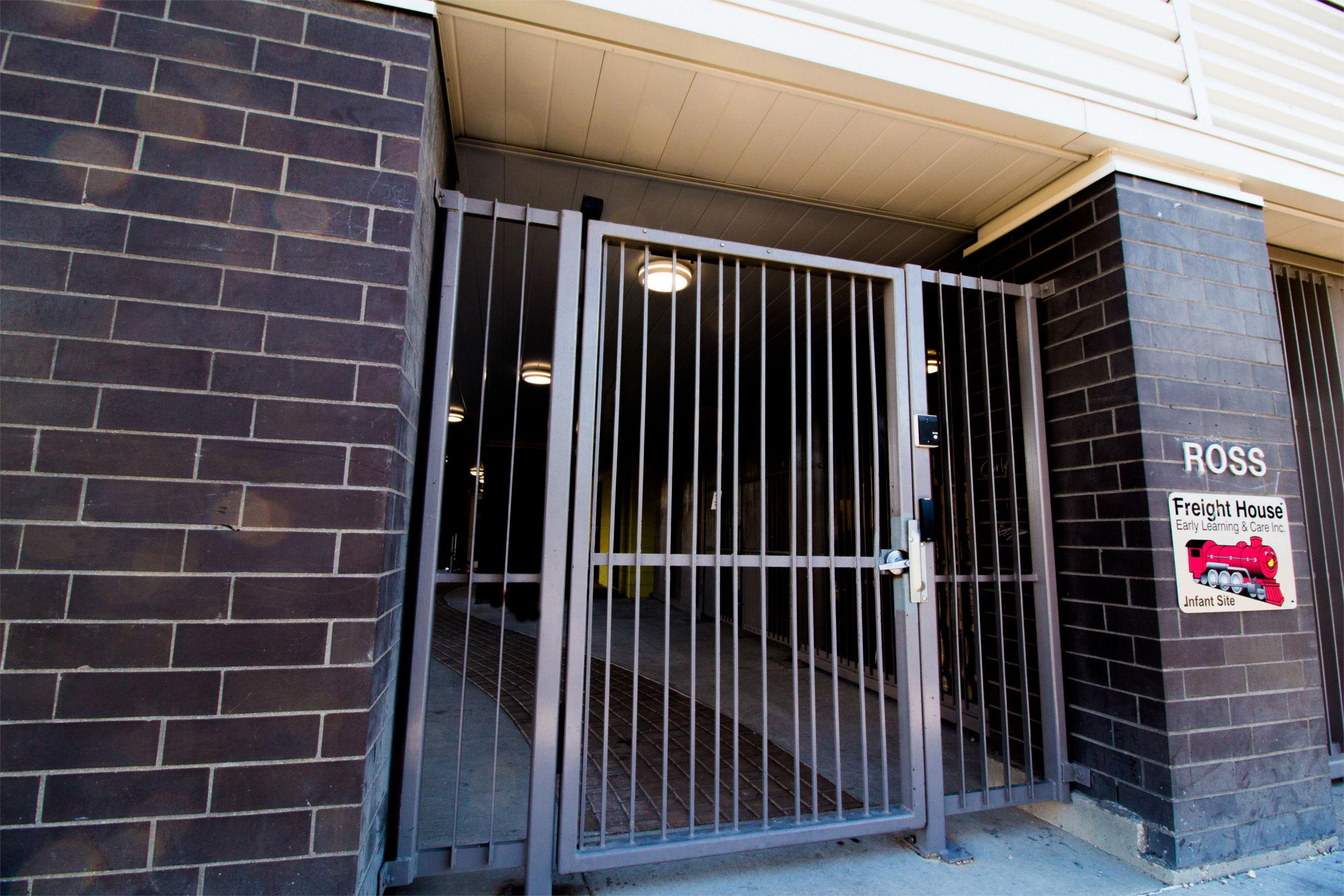 Pedestrian Gate Wallace Perimeter Security