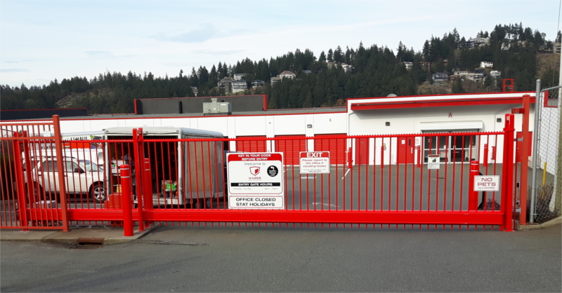 Industrial & Commercial | Wallace Perimeter Security