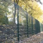 Rampart 280 Welded Wire, Powder Coated Green